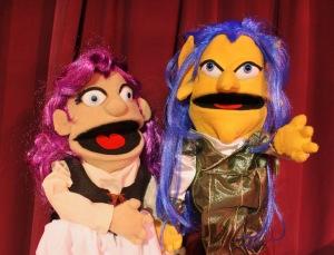 Rumplestiltskin Puppet Show